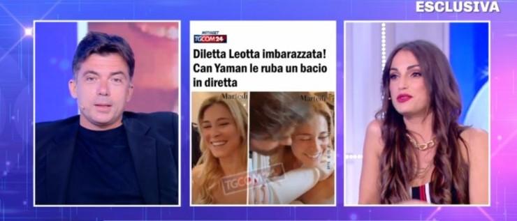 A Pomeriggio 5 si parla di Diletta e Can