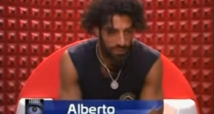 Alberto Scrivano al Gf 9