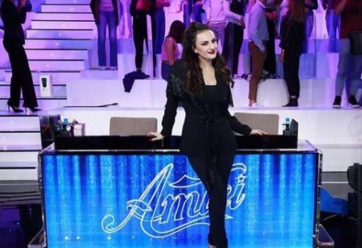 Arisa, insegnante del talent