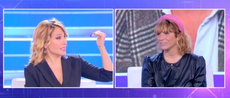 Annalia Venezia ospite di Barbara D'Urso