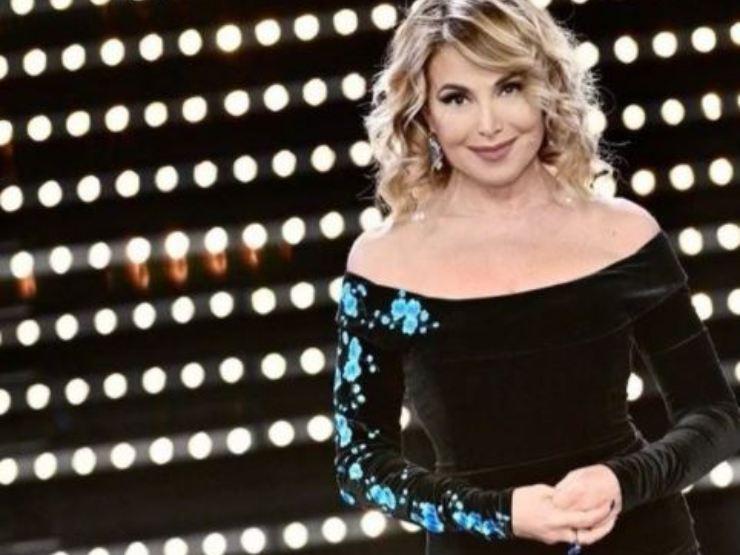 Barbara, conduttrice della domenica di Canale 5