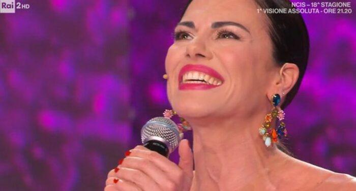 Bianca Guaccero canta
