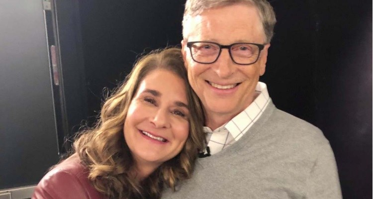 Bill e Melinda Gates matrimonio finito