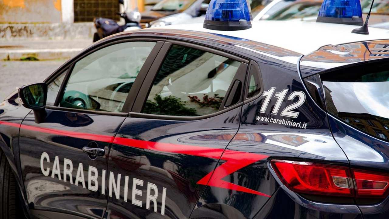 Auto Carabinieri - Caso Cucchi