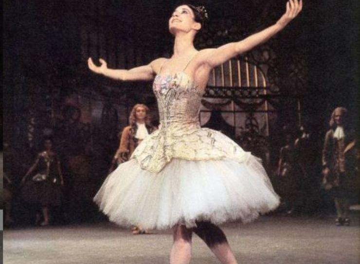 Carla, prima ballerina del Teatro alla Scala di Milano