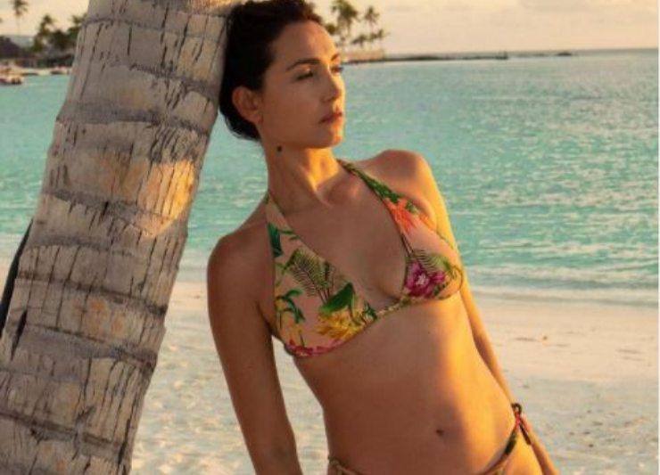 Caterina in bikini