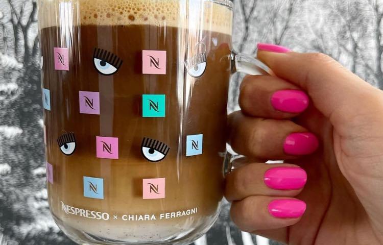 Chiara Ferragni, Spot Nespresso