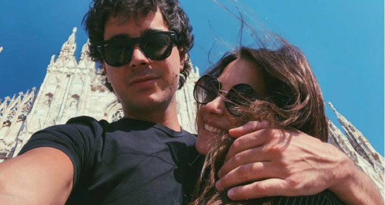 Chiara Pia Aurora e Alberto felici