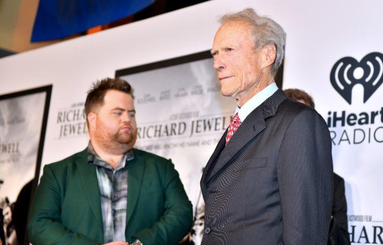 Clint Eastwood e Paul Walter Hauster