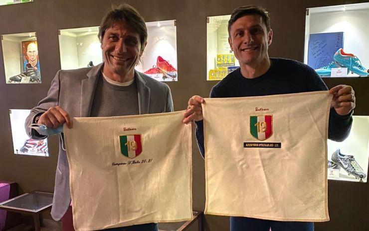 Conte e Zanetti in posa(1)