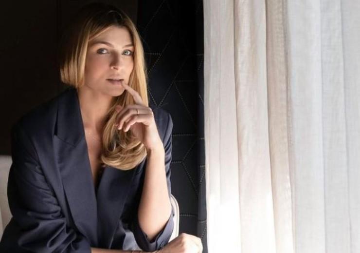 Cristina in penombra bellissima