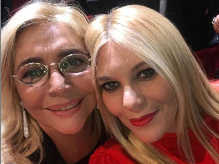 Eleonora e Mara Venier