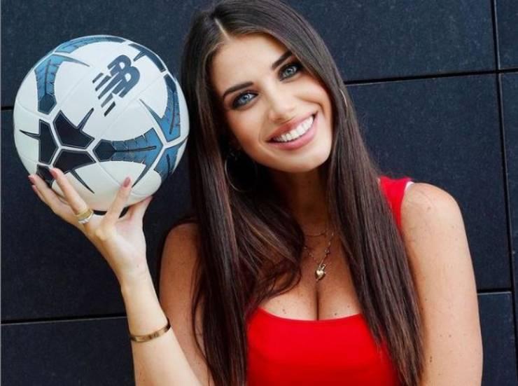 Eleonora giornalista sportiva