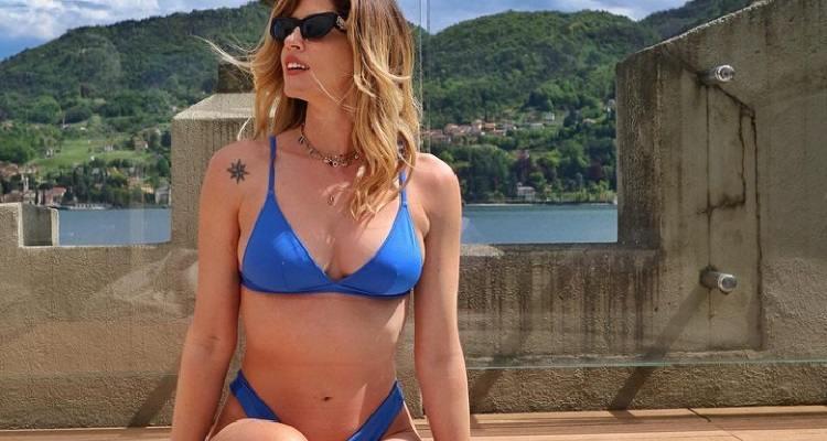 Francesca Ferragni bikini
