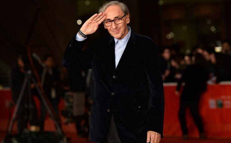 Franco Battiato al Festival del Cinema