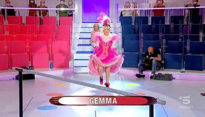 Gemma sfilata