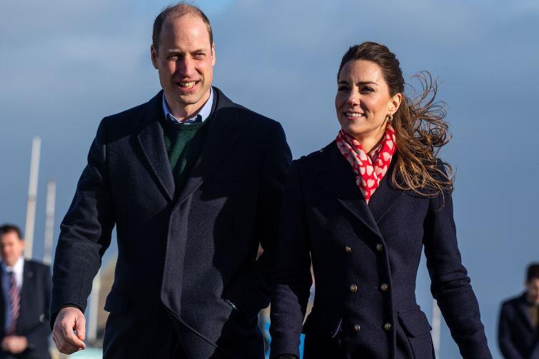 William e Kate annuncio canale Youtube