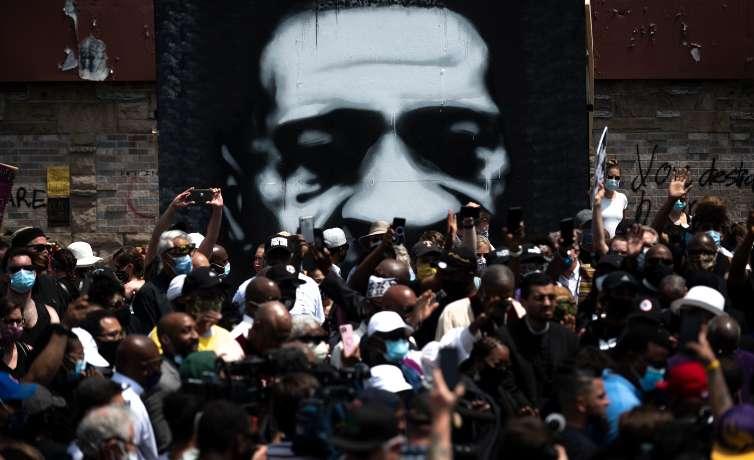 Proteste dopo morte George Floyd