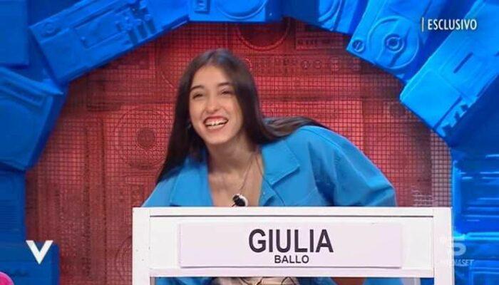 Giulia ride