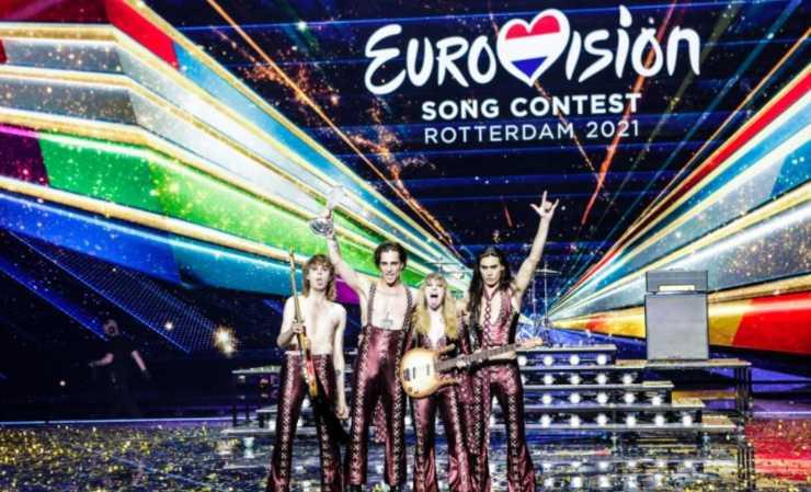 I vincitori della gara Europea