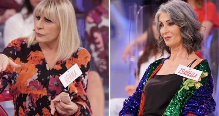 Isabella Ricci e Gemma Galgani