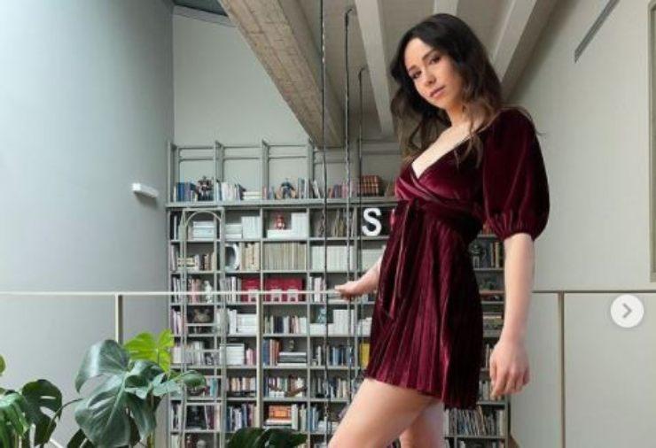 La Ramazzotti, figlia di Eros e Michelle