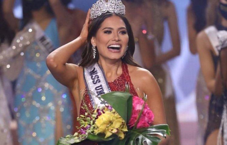 Andrea Meza a Miss Universo