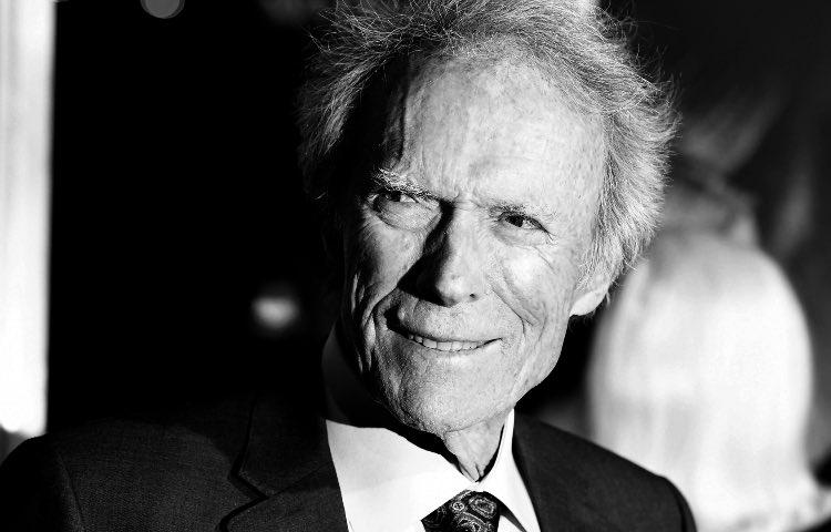 L'attore Clint Eastwood