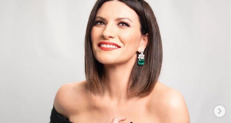 Laura Pausini sorriso