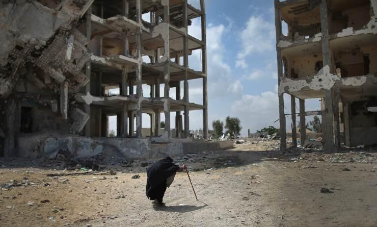 Israele Bombardamenti Gaza Attacchi Aerei
