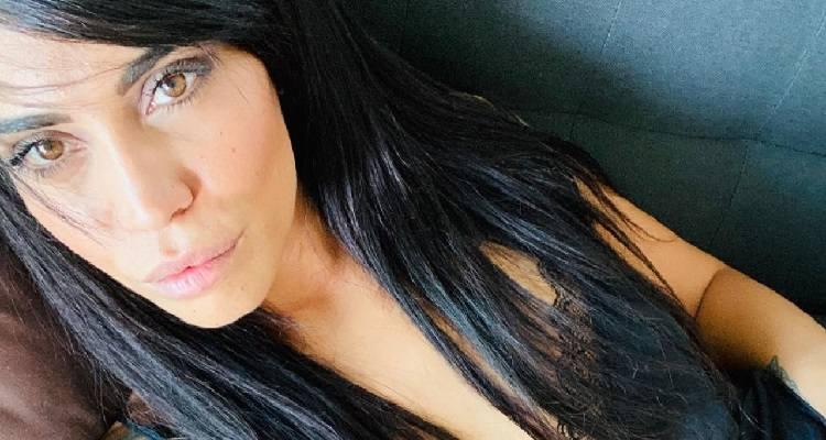 Mara Adriani selfie