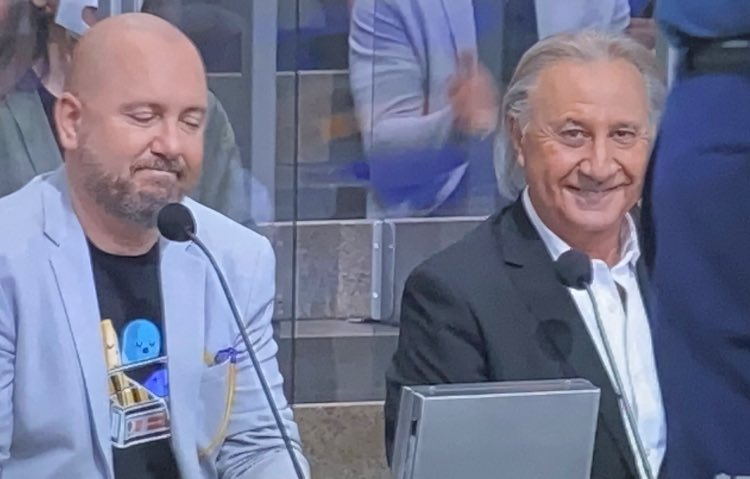Marco Salvati e Stefano Jurgens