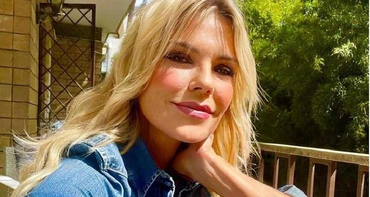 Matilde Brandi selfie