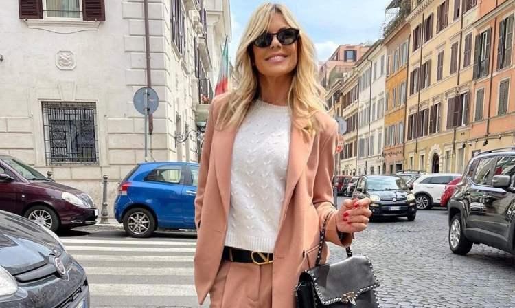 Matilde Brandi Vita Confessione Gf Vip