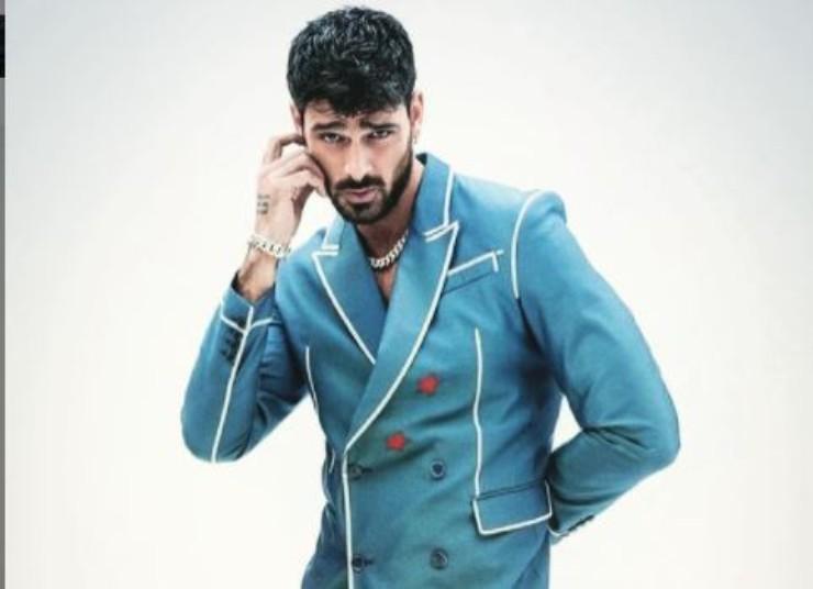 Michele Morrone, attore e modello