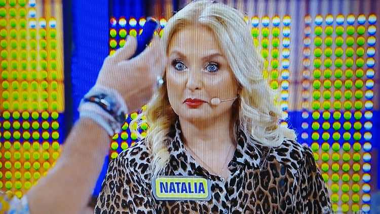 Natalia a Avanti un Altro