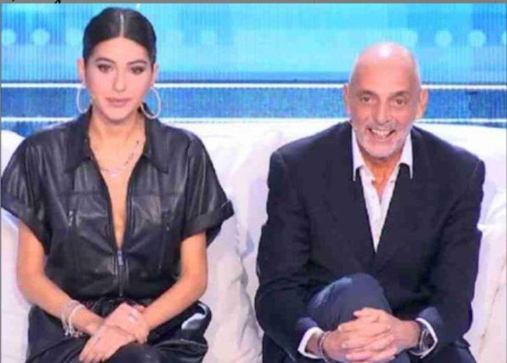 Paolo e Maria Laura in televisione