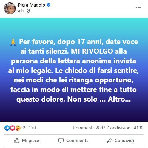 Post Piera Maggio