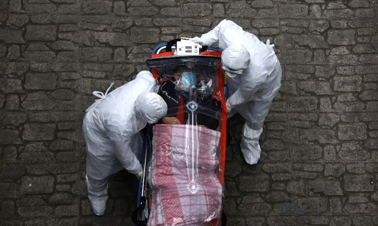 Professionisti del settore sanitario durante la pandemia da Covid-19