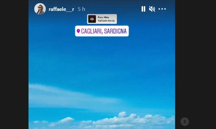 Raffaele Renda story cagliari