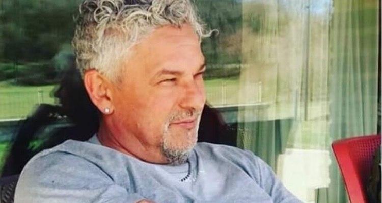 Roberto Baggio di profilo