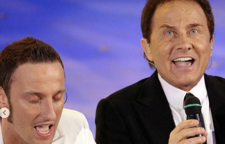 Roby Facchinetti e Francesco