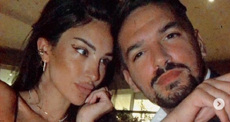 Rosa Perrotta e Pietro Tartaglione selfie