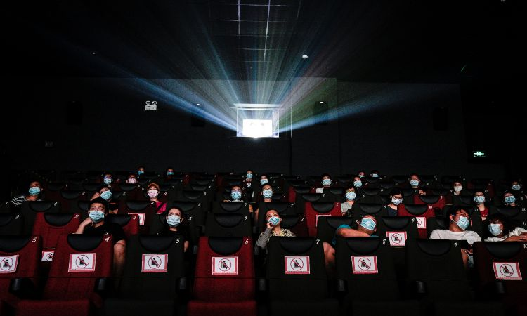 Sala di un Cinema