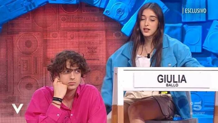 Sangio e Giulia