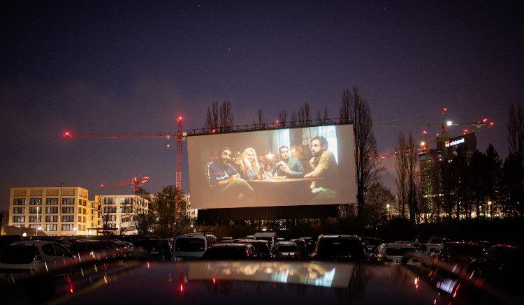 Schermo di un Cinema