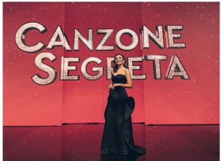 Serena a Canzone Segreta