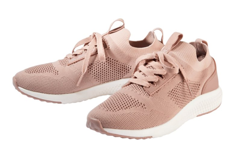Sneakers Lidl rosa