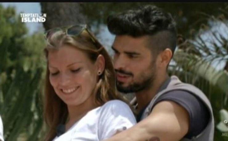 Tara e Cristian, ex coppia del programma