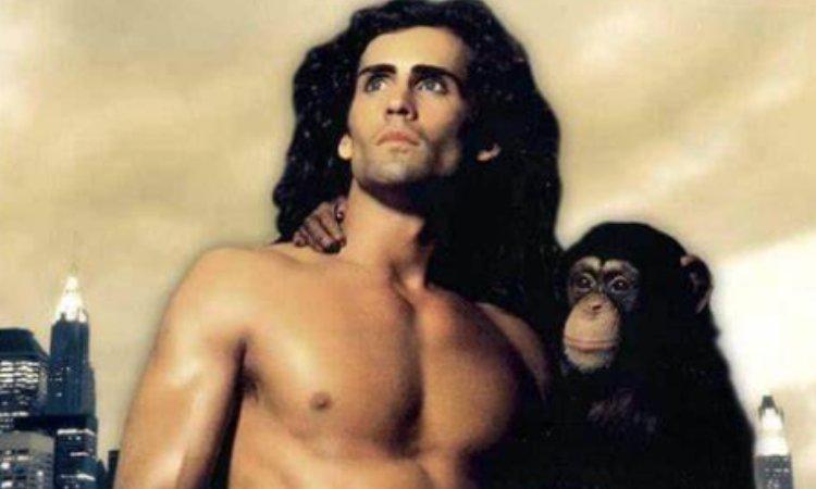 Tarzan a Manhattan joe lara